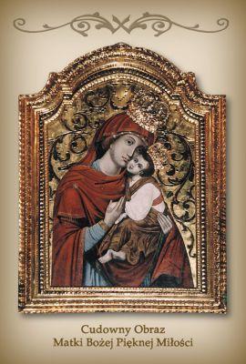 Obraz Matki Bożej Pięknej Miłości
